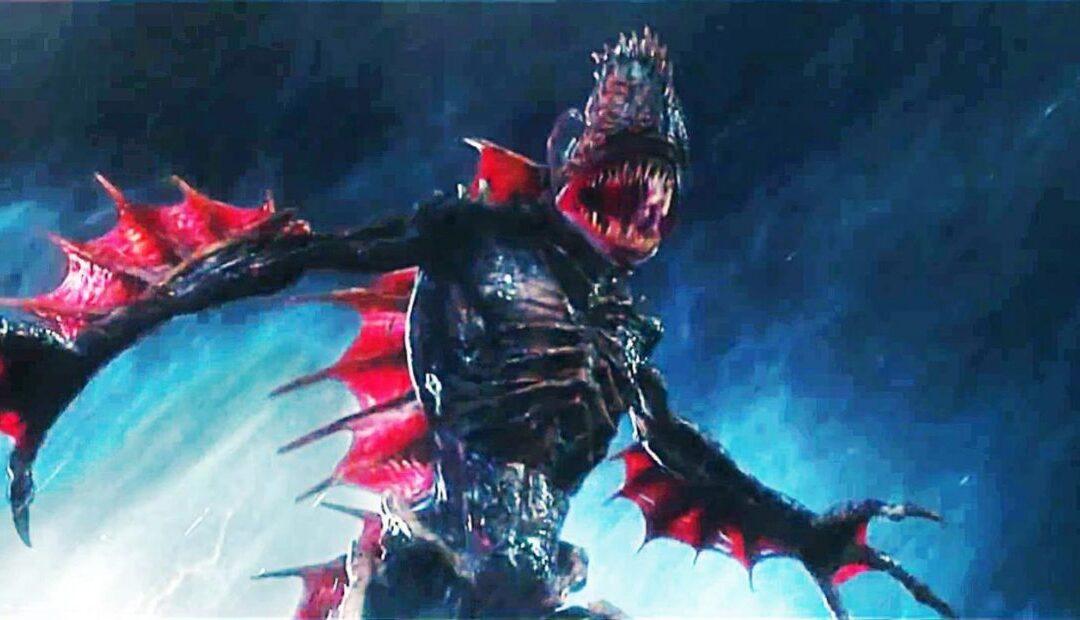 The Trench – Filme sobre as mortais criaturas anfíbias em Aquaman já tem roteiro sendo desenvolvido, afirma Warner