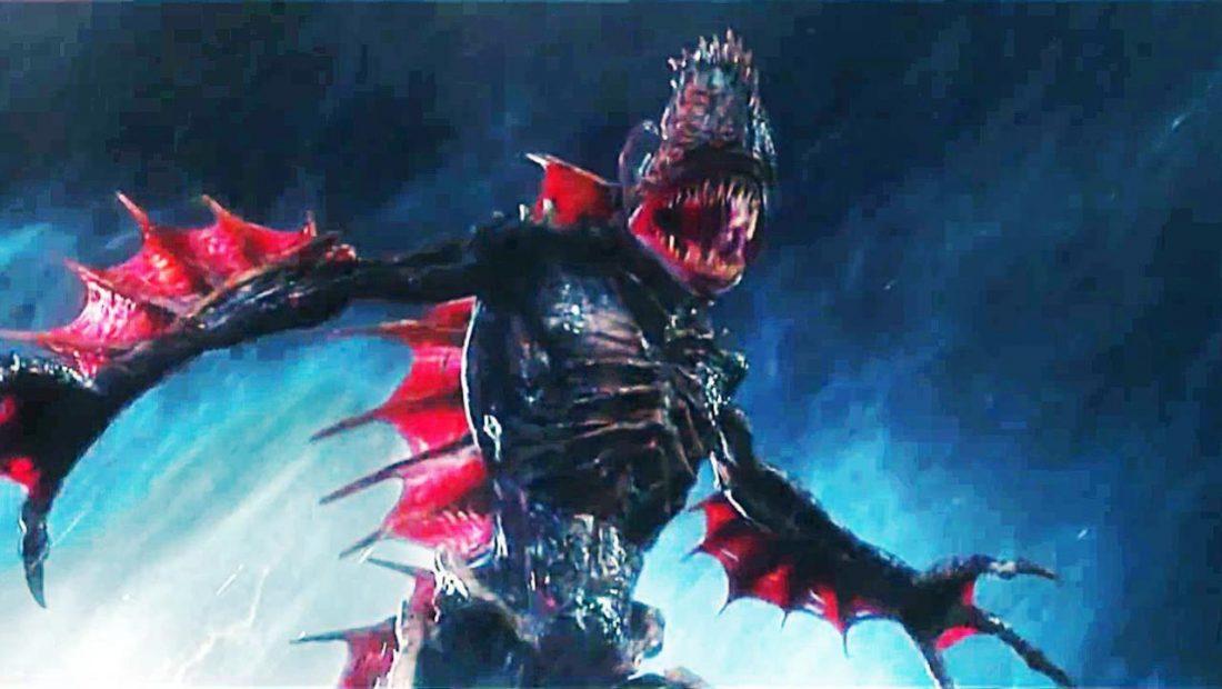 The Trench - Filme sobre as mortais criaturas anfíbias em Aquaman já tem roteiro sendo desenvolvido, afirma Warner