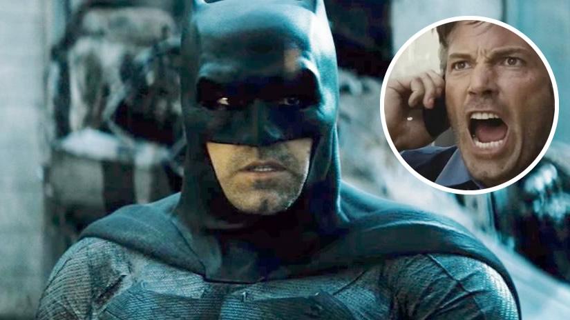 Ben Affleck está fora de The Batman