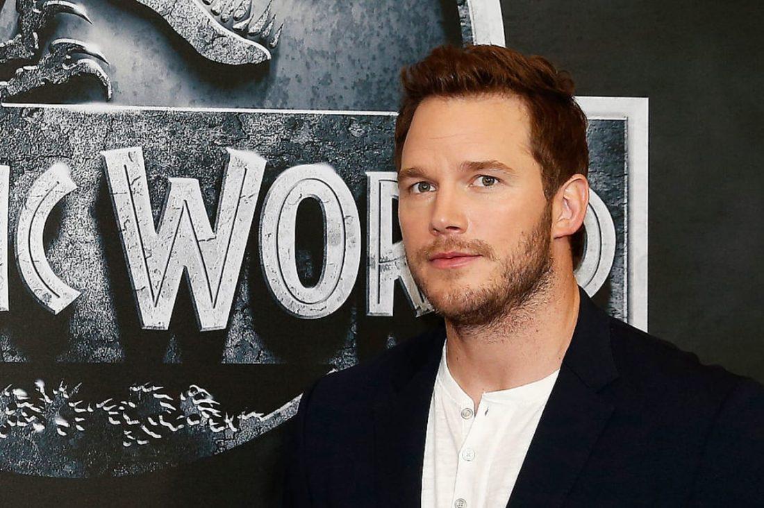 """Chris Pratt viu o script de Jurassic World 3: """"Muito Épico!"""""""