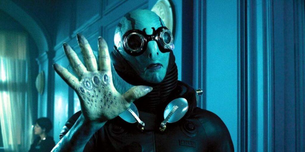 Doug Jones recusou a oportunidade de estar no reboot de HELLBOY