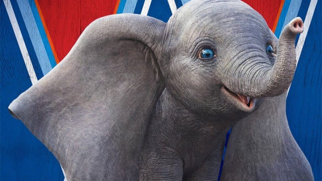 Dumbo de Tim Burton - Disney
