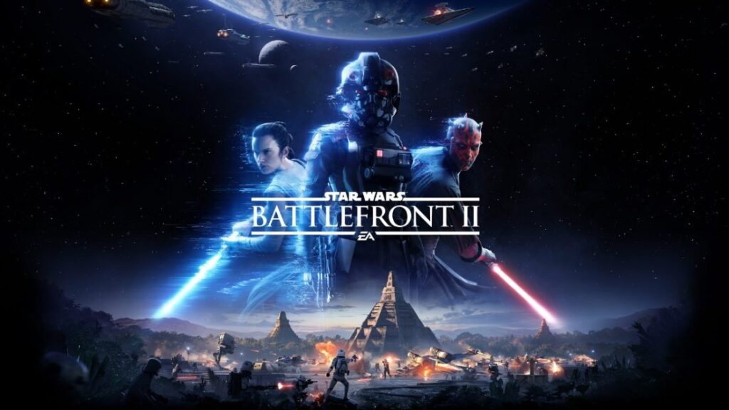 Game Star Wars - Battlefront II