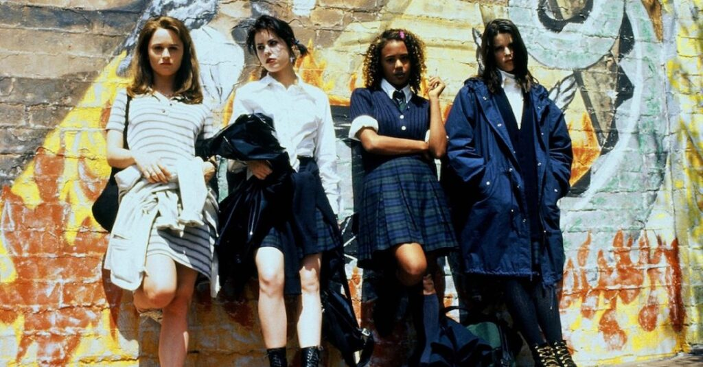 THE CRAFT - Sarah Bailey, Nancy Downs, Rochelle e Bonnie.