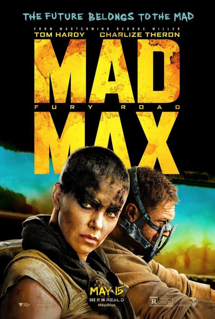 mad max estrada da furia poster 1 691x1024 - MAD MAX: Estrada da Fúria de George Miller pode ter uma sequência