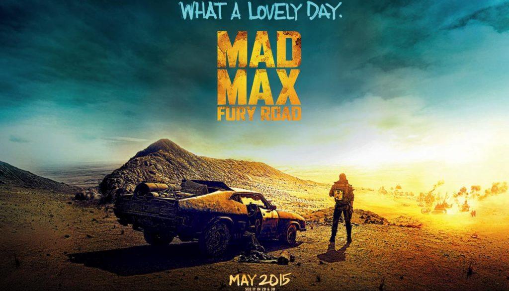 mad max road fury poster 1 1024x586 - MAD MAX: Estrada da Fúria de George Miller pode ter uma sequência