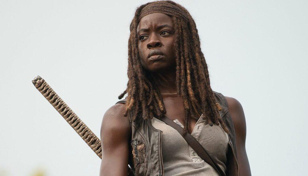 The Walking Dead terá sua 10ª temporada, mas Danai Gurira – Michonne – pode não voltar