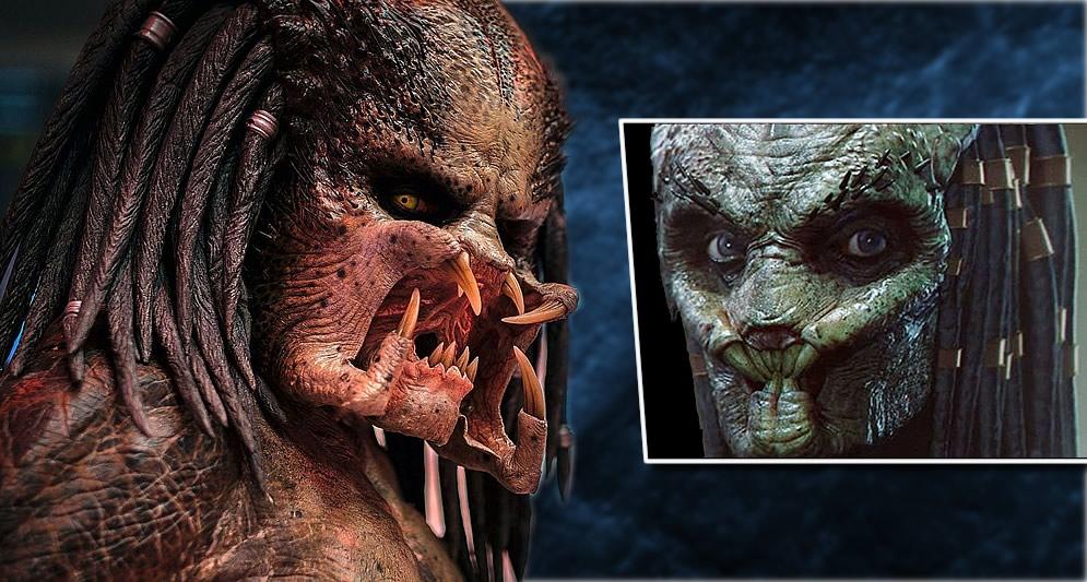 Predador 2018 – Revelado híbrido Predador Humano