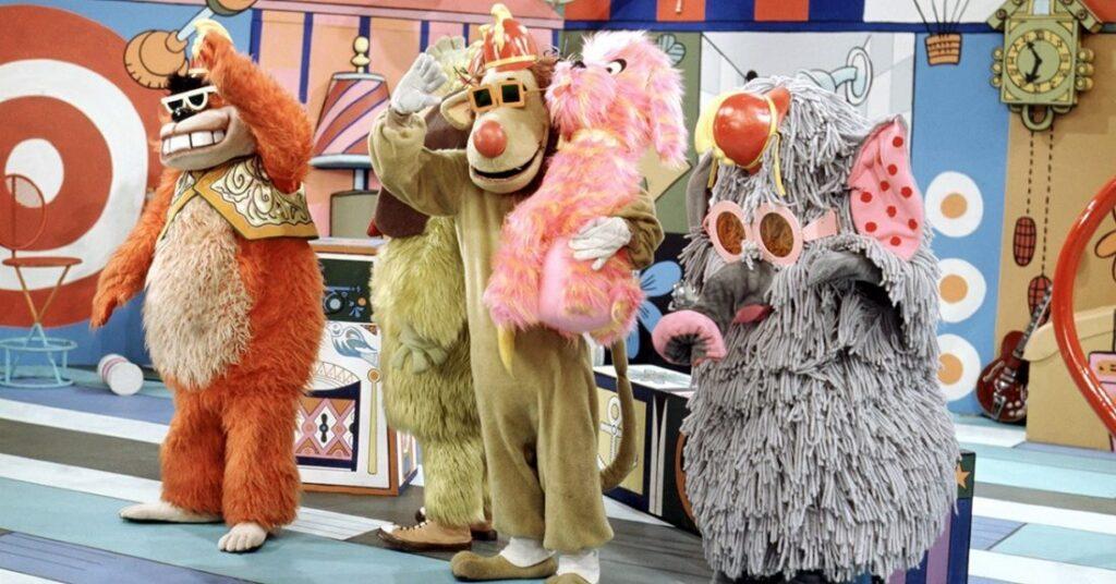 os bananas splits2 1024x536 - Os Bananas Splits, série de TV de 1968 da Hanna-Barbera, está sendo adaptada para ser um filme de terror
