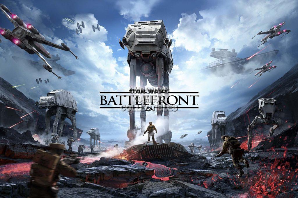 Game Star Wars - Battlefront I