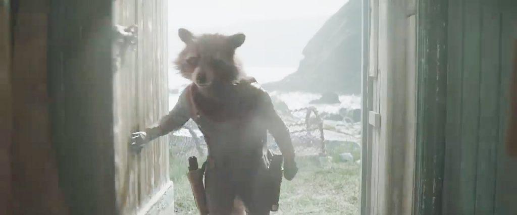 vingadores ultimato Rocket Raccoon 1024x426 - Vingadores: Ultimato – Detalhes do trailer revelam dicas do que os Vingadores terão que enfrentar
