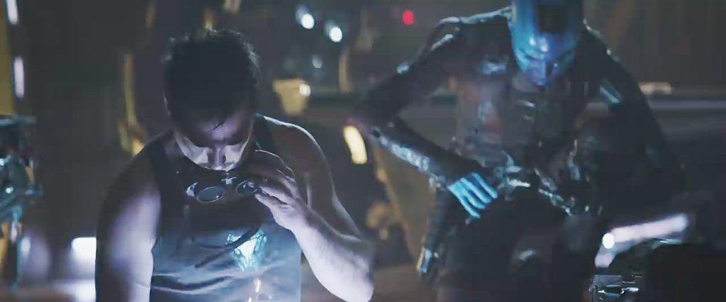 vingadores ultimato tony stark nebulosa 1024x426 - Vingadores: Ultimato – Detalhes do trailer revelam dicas do que os Vingadores terão que enfrentar