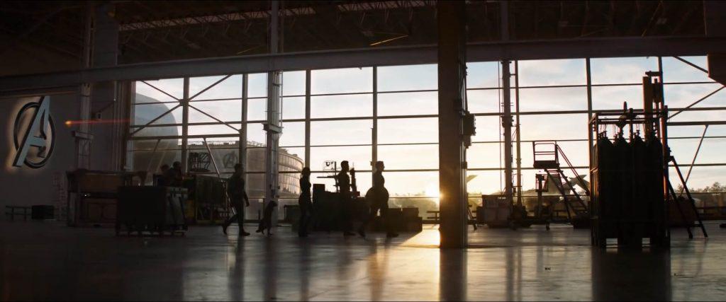 vingadores ultimato vingadores salao stark 1024x427 - Vingadores: Ultimato – Detalhes do trailer revelam dicas do que os Vingadores terão que enfrentar