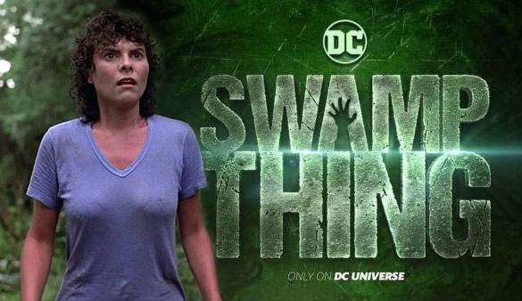 A estrela original de Monstro do Pântano, Adrienne Barbeau, junta-se à nova série da DC