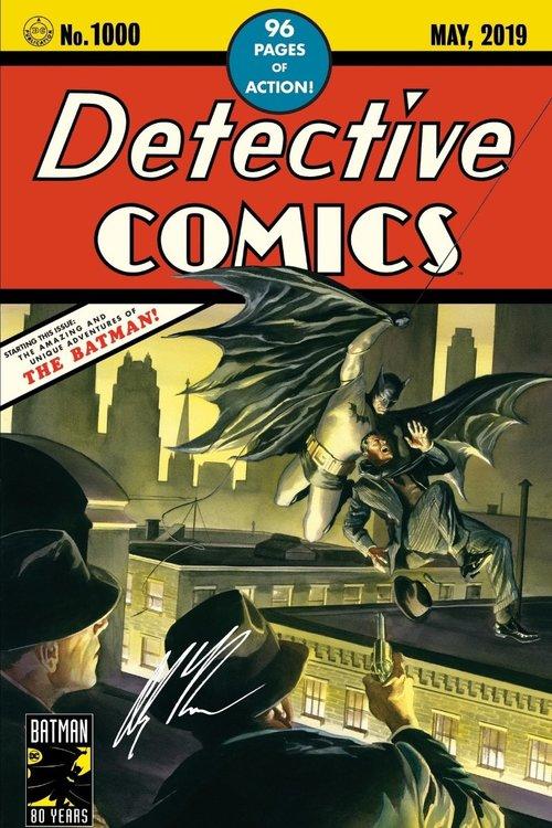 Alex Ross - Detective Comics 1000