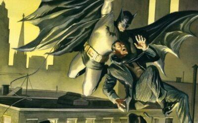 Alex Ross, o lendário artista de quadrinhos, recria a capa de DETECTIVE COMICS 27