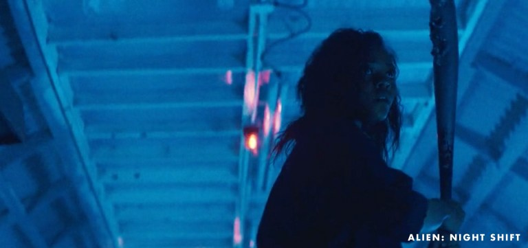 Alien celebrating 40th anniversary - Alien: Night Shift