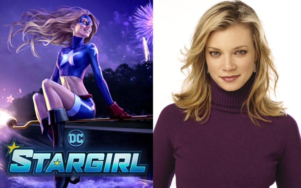Amy Smart e quatro outros atores se unem ao elenco de STARGIRL de DC