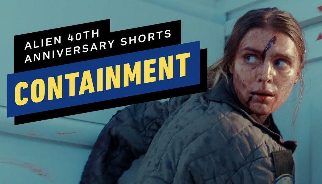 Alien: Containment – IGN divulga o primeiro curta dos 40 anos de aniversário de Alien.