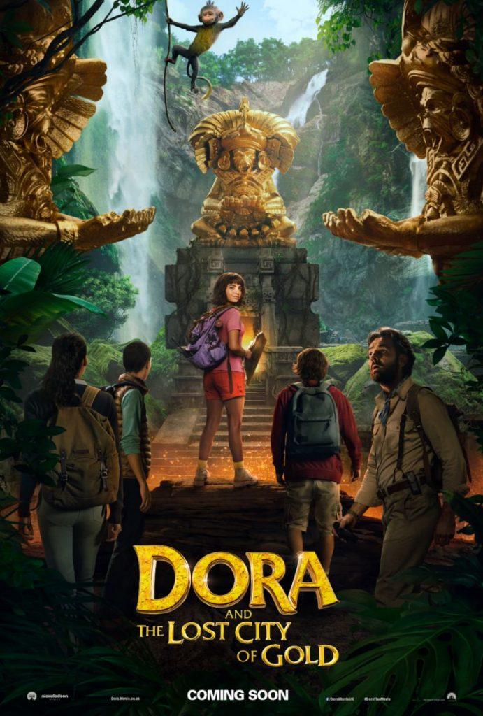 Dora Aventureira e a Cidade de Ouro Perdida