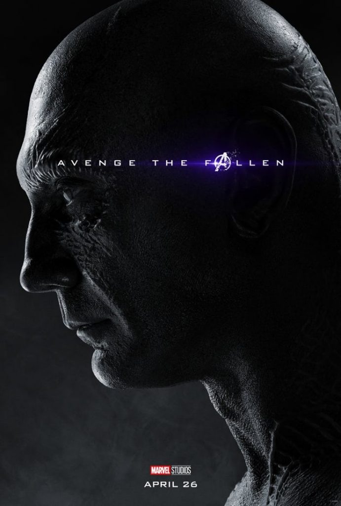 Drax - Vingadores Ultimato