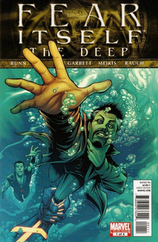 Fear Itself: The Deep # 1