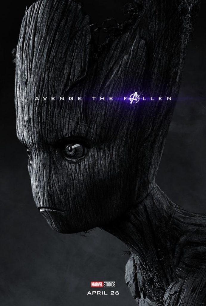 Groot - Vingadores Ultimato