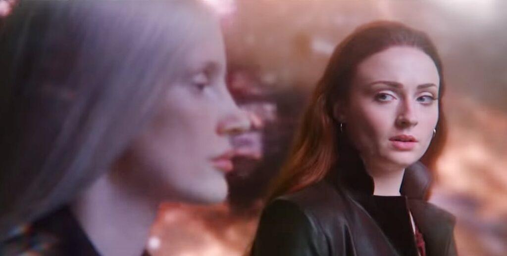 Jessica Chastain - X-Men: Fênix Negra