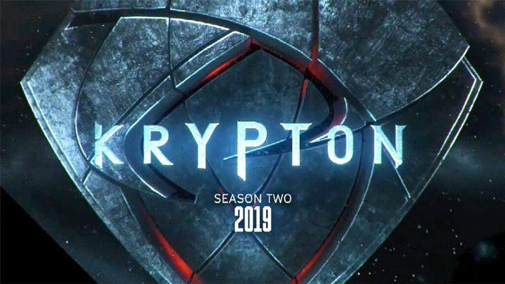 Krypton  Segunda Temporada - Canal SyFy