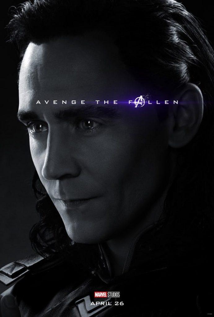 Loki - Vingadores Ultimato