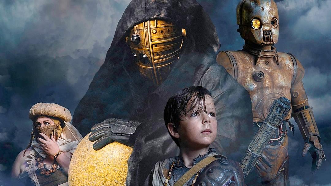 Nascimento de um Monstro: Uma História de Star Wars (BIRTH OF A MONSTER: A STAR WARS STORY)
