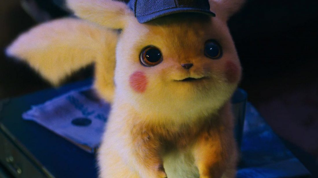 Novo trailer de detetive PIKACHU com novas imagens de Pokemon