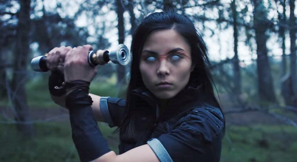 STAR WARS Fan Film: HOSHINO - A jornada de uma Jedi cega aprendendo os caminhos da força