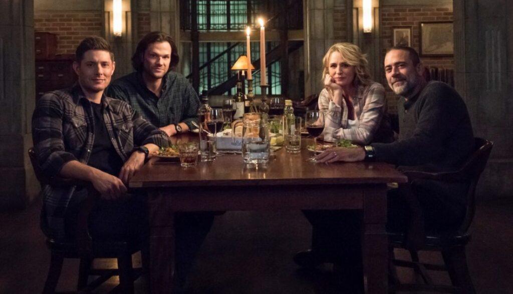 Supernatural - Episodio número 300 - Season 14 - Episódio 13 - Lebanon