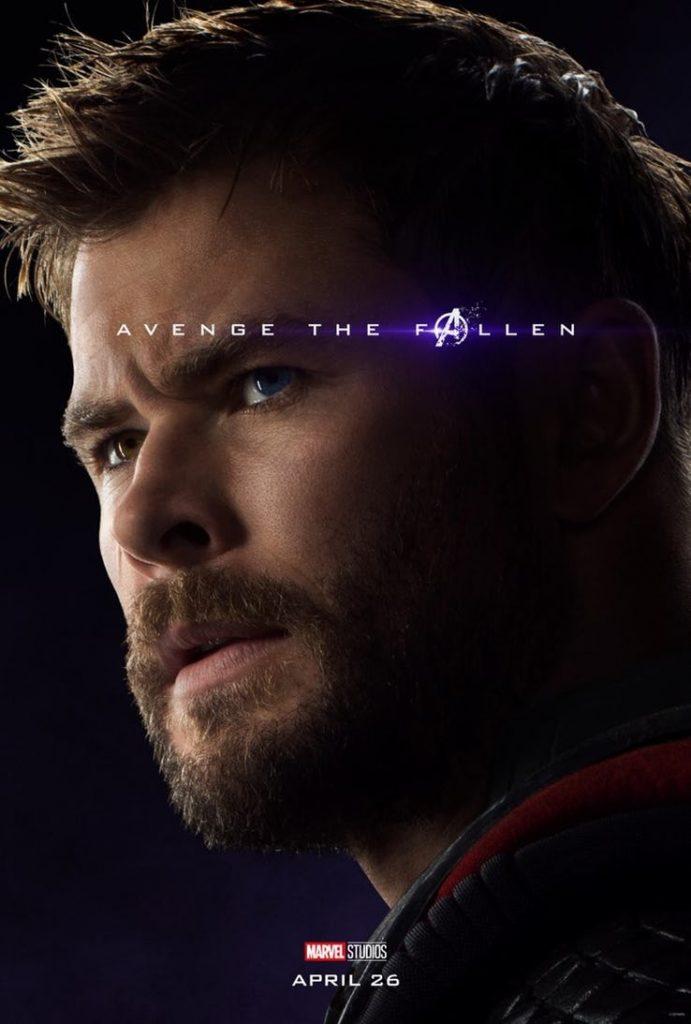 Thor - Vingadores Ultimato