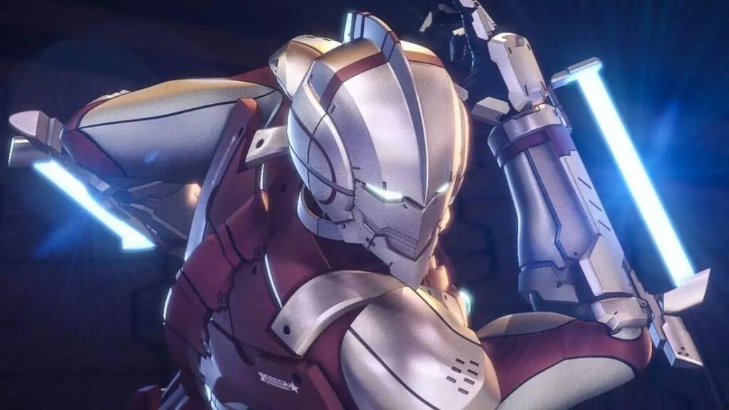 Ultraman - Série Anime da Netflix