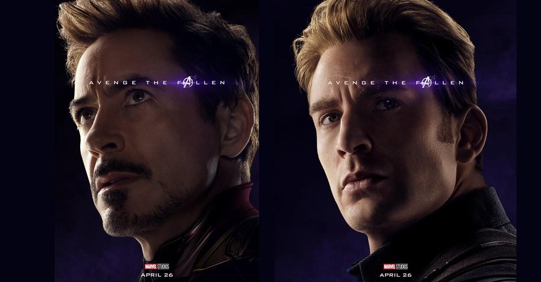 Vingadores Ultimato – Marvel libera 32 posters e dão spoilers dos personagens que morreram após o estalar de dedos de Thanos
