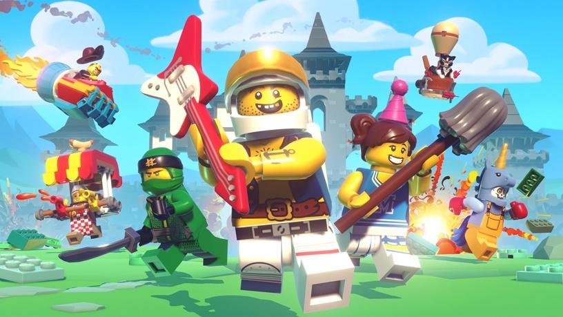 """"""" LEGO Brawls"""", da LEGO e RED Games"""