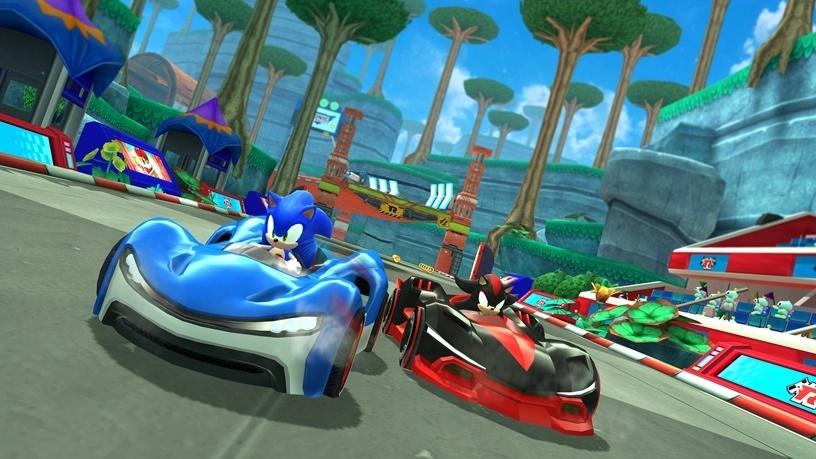 """Sonic Team Racing"", da SEGA e HARDlight"