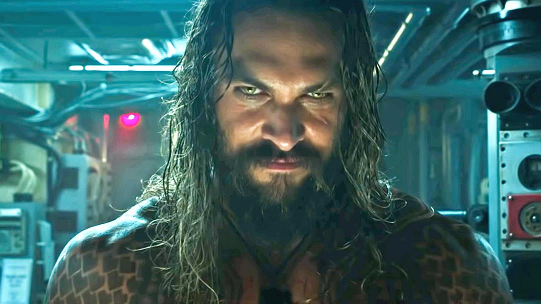 A Warner Bros divulga data de lançamento de AQUAMAN 2 para 2022