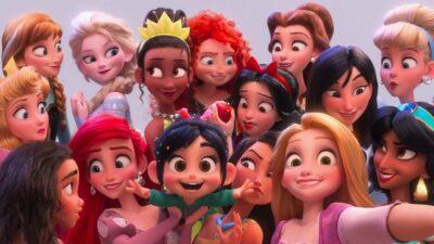WiFi Ralph: Quebrando a Internet – Diretores dizem que o rumor de um Spin-Off das princesas da Disney é uma ideia que vale a pena explorar