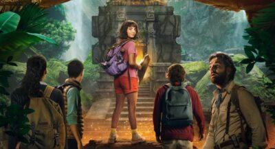 Dora e a Cidade de Ouro Perdida – trailer e posters