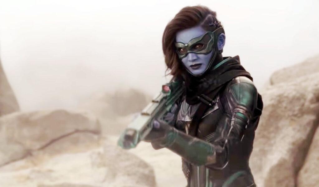 Clip de CAPITÃ MARVEL foca na guerra de Kree e Skrull