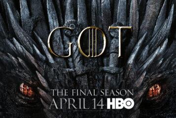 Game of Thrones – Oitava temporada tem poster do trono de ferro de dragão