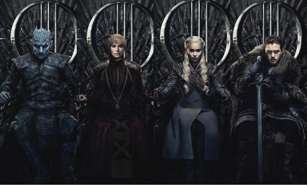 Game of Thrones - HBO libera trailer da última temporada e 20 posters
