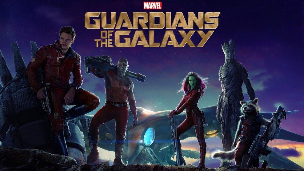 Guardiões da Galaxia Vol. 1