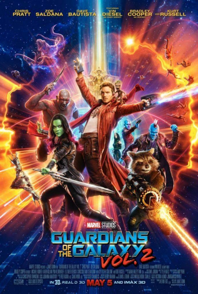 Guardiões da Galaxia Vol. 2