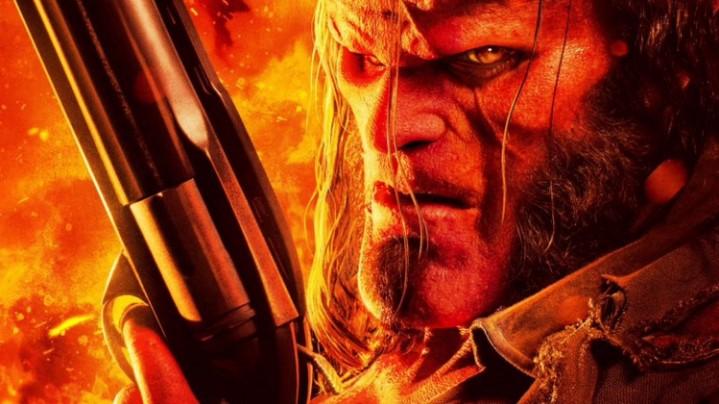 Hellboy – Novo trailer RED Band liberado e mais 2 posters inéditos