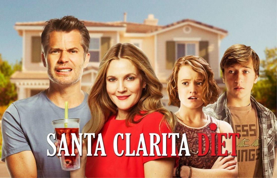 SANTA CLARITA DIET - Série Netflix - 3ª Temporada