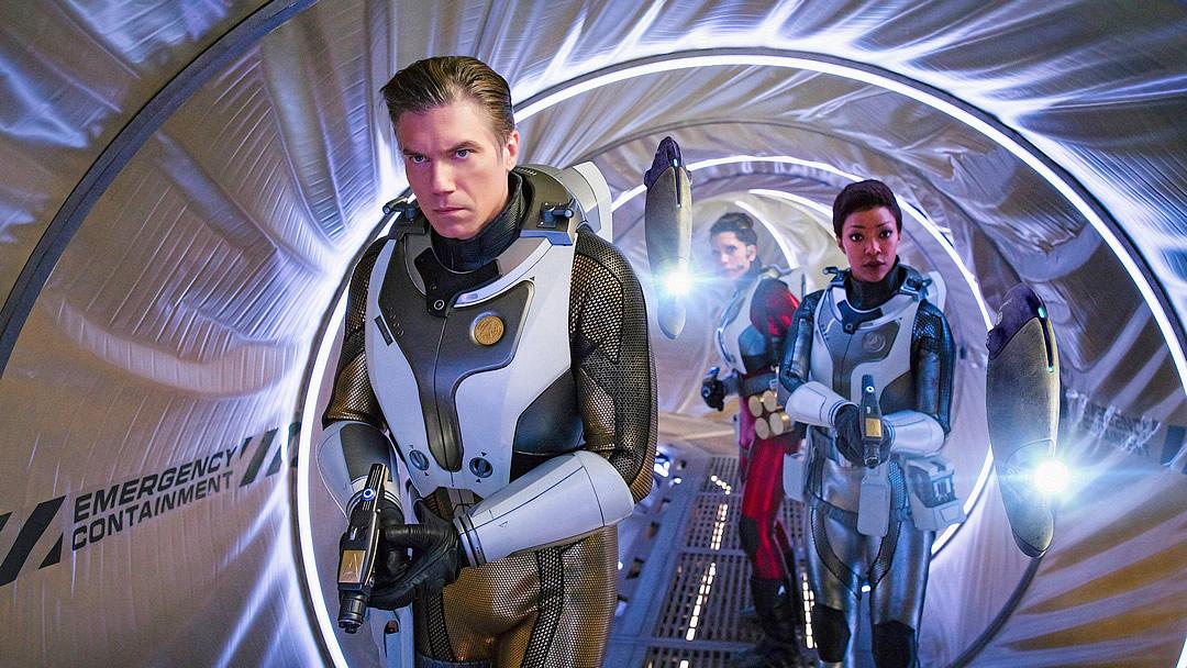 STAR TREK: DISCOVERY foi renovada para a terceira temporada